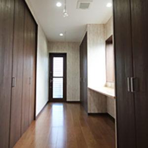 奈良で旧家リフォームなら平野木材 収納