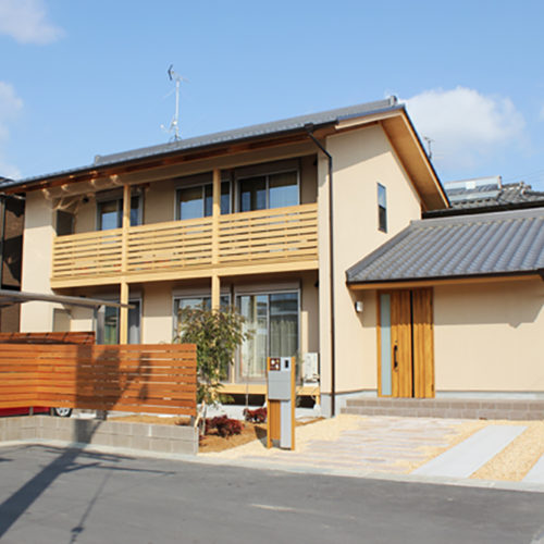 奈良で20代の木の家なら平野木材