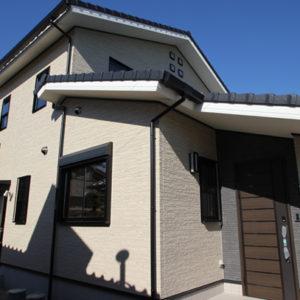 奈良で敷地を活かした木の家設計なら平野木材外観