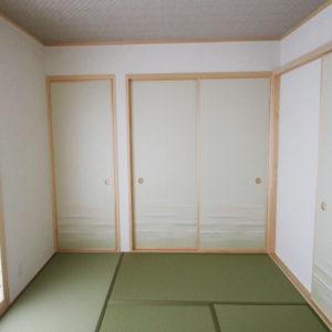 奈良でスタイリッシュな木の家なら平野木材 和室