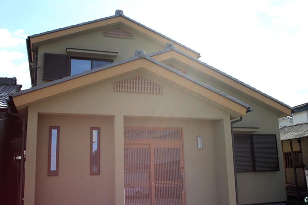 奈良でバリアフリーの木の家 なら平野木材