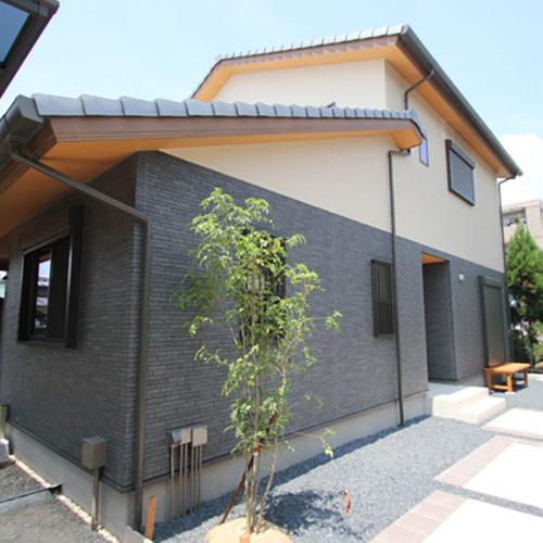 奈良で和風モダンの木の家 平野木材