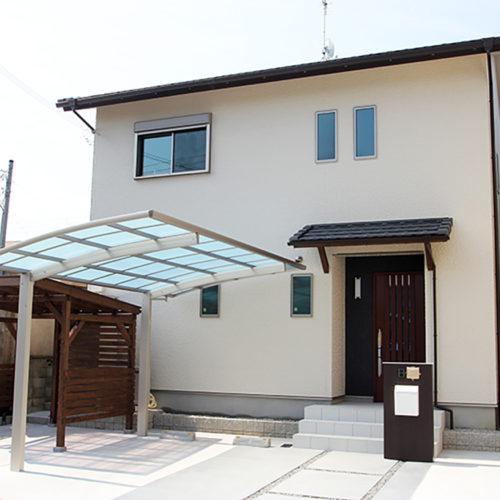 奈良で家事が楽な木の家なら平野木材