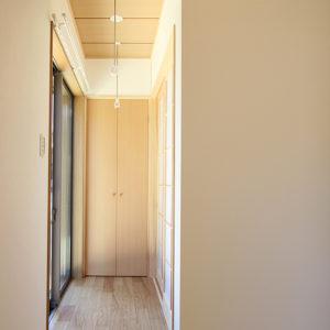 奈良の家事が楽な木の家 収納平野木材