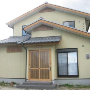 奈良で暮らしやすい木の家なら平野木材 外観