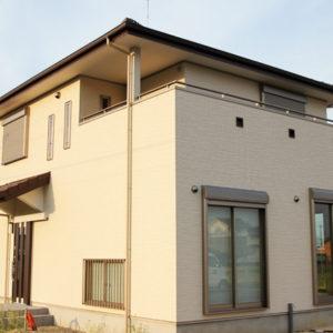 奈良で幸せ家族を育む木の家なら平野木材外観