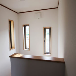 奈良で幸せ家族を育む木の家なら平野木材 吹き抜け
