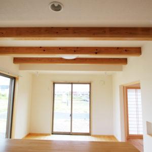 奈良で幸せ家族を育む木の家なら平野木材 洋室