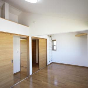 奈良で土地を活かした木の家なら平野木材 洋室