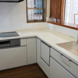 奈良で奈良の木を使った家なら平野木材 キッチン