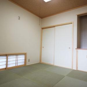 奈良で奈良の木を使った家なら平野木材 和室