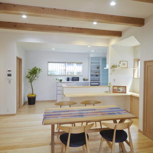 奈良木の家、奈良注文住宅、ひのき