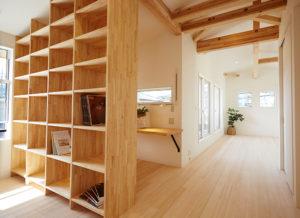 奈良木の家、奈良の工務店、奈良注文住宅、奈良収納