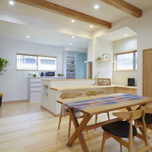 奈良でバリアフリーなら平野木材奈良木の家.注文住宅.バリアフリー