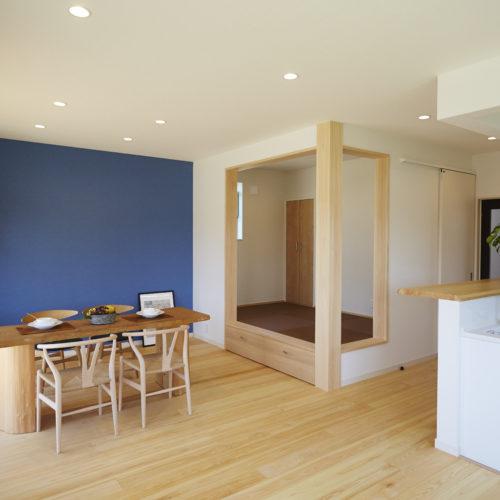 奈良でかっこいい木の家なら平野木材