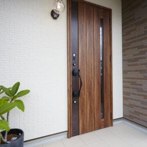 奈良の木の家 木が大好き ドア 平野木材