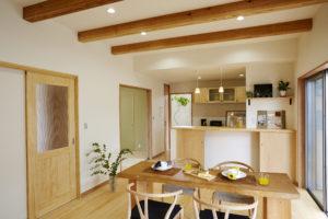 奈良木の家、奈良注文住宅、奈良無垢、奈良収納家、奈良で信頼できる工務店