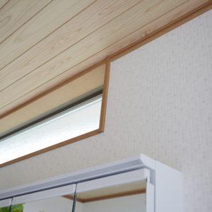 奈良の木の家 木が大好き 天井 平野木材