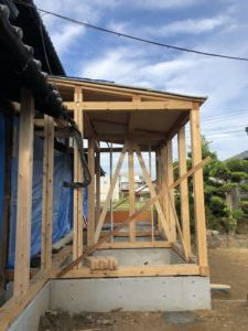 奈良の木の家、奈良の工務店、和風建築リフォーム、耐震補強、断熱、水廻り