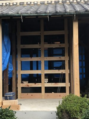 奈良の木の家、奈良の工務店、奈良の注文住宅、古民家再生、旧家リフォーム、耐震補強