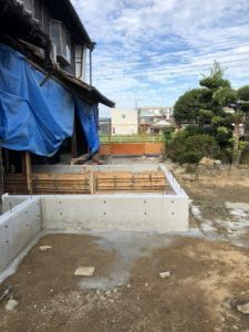 リノベーション、和風建築、耐震、奈良の木の家、奈良の工務店
