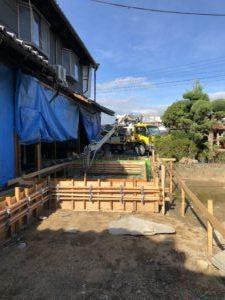 基礎工事、リノベーション、耐震、奈良で信頼できる工務店