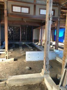 リノベーション、奈良の木の家、奈良の工務店、耐震、