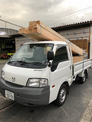 奈良の木の家、奈良の工務店、奈良注文住宅、棟上げ、耐震補強、断熱、パッシブ,エネルギー
