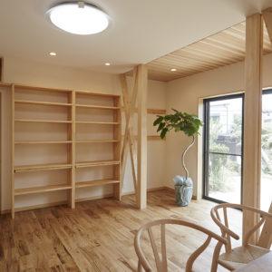 奈良の旧家リフォーム木の家 棚平野木材