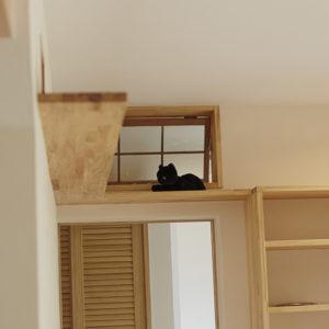 奈良の旧家リフォーム木の家 猫平野木材