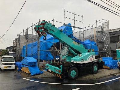 奈良の木の家、奈良の新築注文住宅、幸せ家族を育む家、奈良の工務店、自然素材の家、木と漆喰の家、奈良で建ててよかった工務店、奈良で信頼できる工務店、パッシブデザイン、奈良大規模リホーム、収納、建築カラー、古民家リノベーション、利き脳、オーガナイズ、耐震リフォーム、耐震補強,棟上げ
