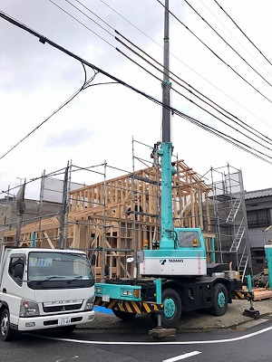奈良の木の家、奈良の新築注文住宅、幸せ家族を育む家、奈良の工務店、自然素材の家、木と漆喰の家、奈良で建ててよかった工務店、奈良で信頼できる工務店、パッシブデザイン、奈良大規模リホーム、収納、建築カラー、古民家リノベーション、利き脳、オーガナイズ、耐震リフォーム、耐震補強、棟上げ