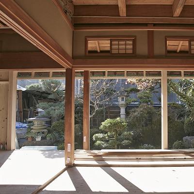 奈良旧家リフォームなら平野木材