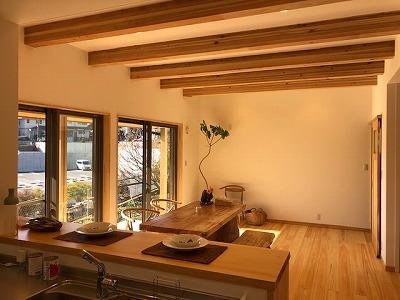 奈良の木の家、奈良の新築注文住宅、奈良で家を建てる、田原本で家を建てる、パッシブ、耐震等級、平野木材