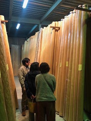 丸太、丸太のある暮らし奈良の木の家、奈良の新築注文住宅、奈良パッシブデザイン、奈良で家を建てる、田原本で家を建てる、平野木材、平野木材の木の家