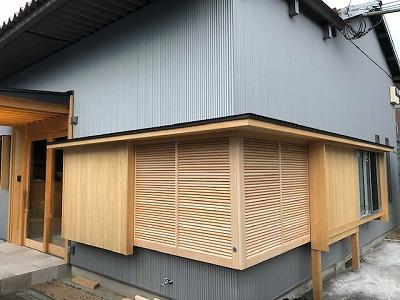 奈良木製サッシ