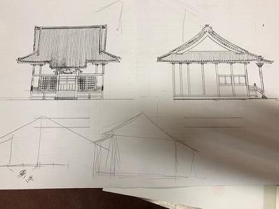 奈良で寺社仏閣建築なら平野木材
