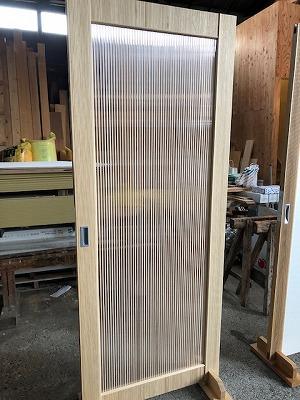奈良で木の建具なら平野木材
