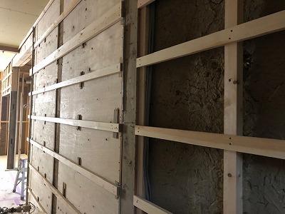 奈良土塀を残して旧家リフォーム平野木材