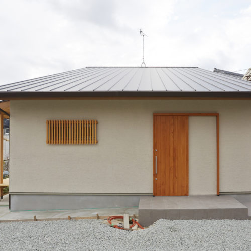 奈良で平屋の木の家なら平野木材