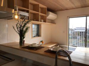 奈良で2階リビングの木の家なら平野木材