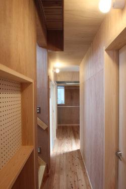 奈良で収納を考えた家なら平野木材