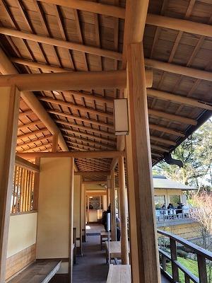 奈良の数寄屋造りも平野木材