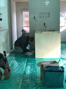 奈良で内装工事なら平野木材