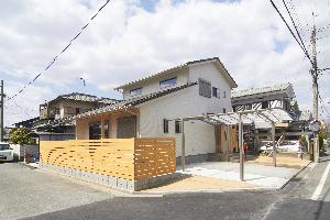奈良で自然素材の家なら平野木材
