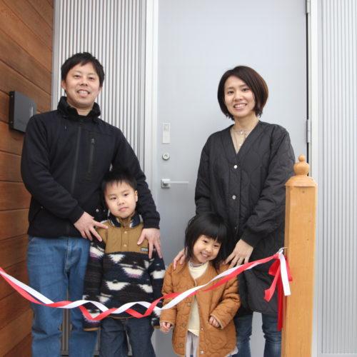 奈良2階リビングの木の家平野木材