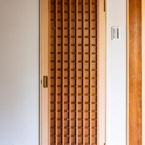 奈良で古民家旧家リフォームの建具リメイクなら平野木材