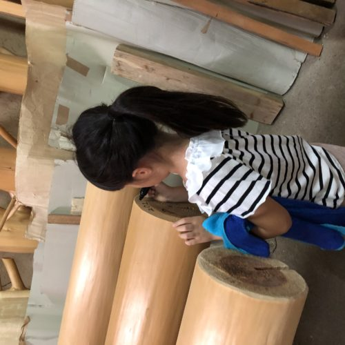 奈良で注文住宅木の家丸太なら平野木材