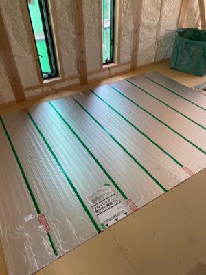 奈良で注文住宅断熱なら平野木材
