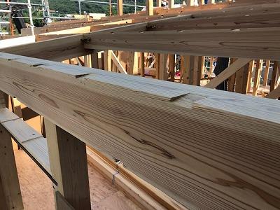 奈良で耐震等級3の木の家なら平野木材